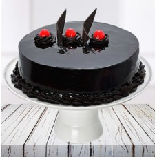 Special Chocolate Truffle Cake